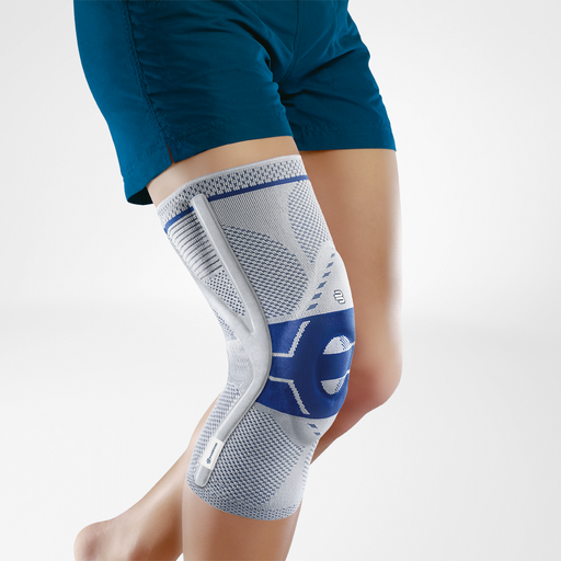 GenuTrain® P3 Active Patellar Support for Improved Tracking