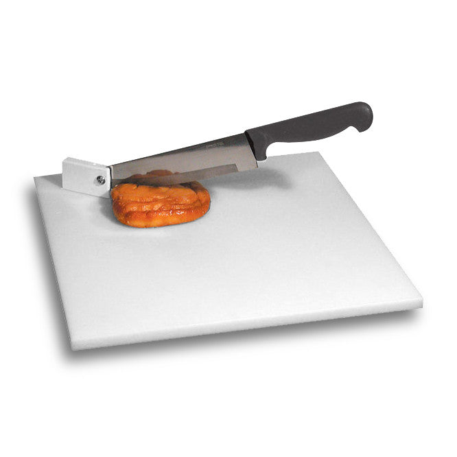 Cutting Board with Pivot Knife