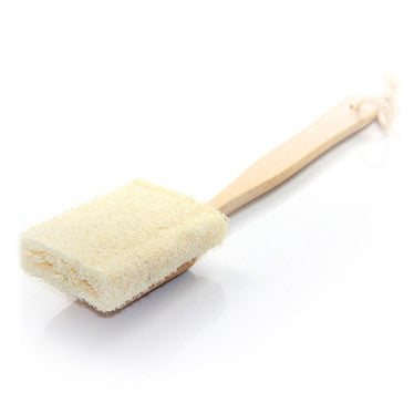 Loofa Back Brush