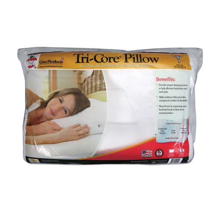 Core Products Tri-Core® Pillow Standard