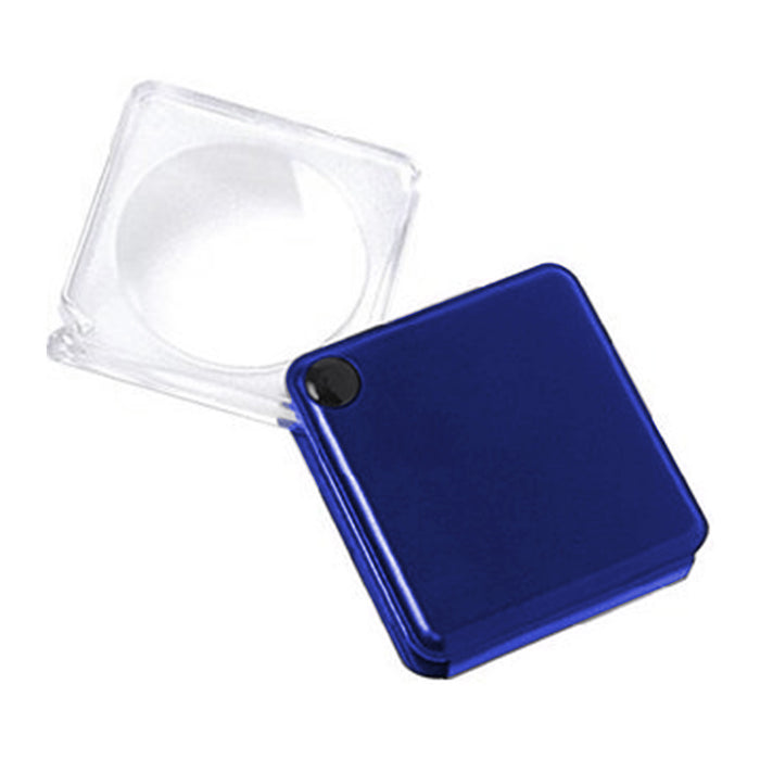 Folding Pocket Magnifier with Case