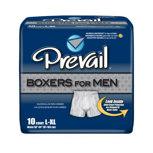 Prevail® Boxers for Men