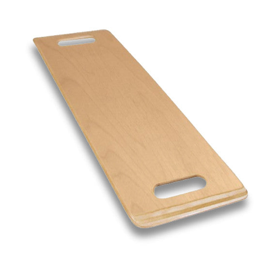 Wooden Transfer Board with Hand Holes
