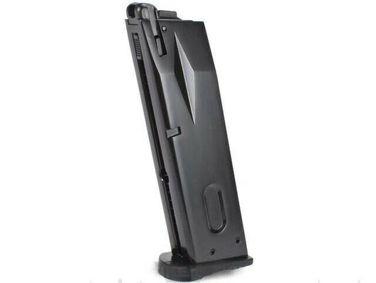 KJW Green Gas Magazine for WE B&W PT92 M9 FS M9A1 Series Airsoft GBB Pistols - Gas Blowback Armory