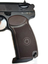KWC CO2 gas Russian Makarov PM full metal Non Blowback airsoft pistol ww2 - Gas Blowback Armory
