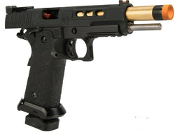 STI International CO2 Blowback full metal Hicapa DVC 3 2011/1911 Airsoft pistol - Gas Blowback Armory