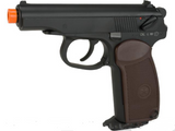 KWC Makarov Russian PM CO2 Blowback Airsoft full metal Pistol - Gas Blowback Armory