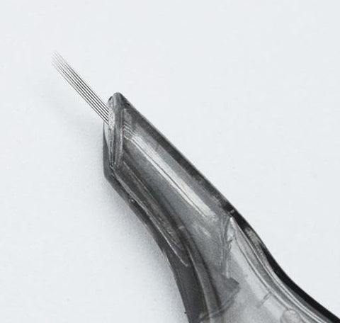 14 Prong Curved Click Tip