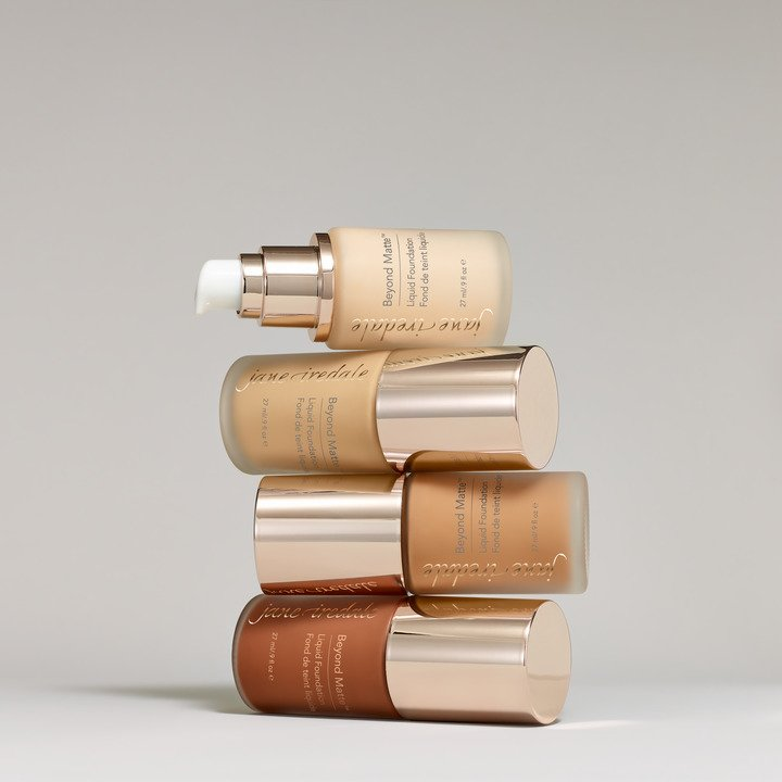 Beyond Matte Liquid Foundation - Shop Cameo College