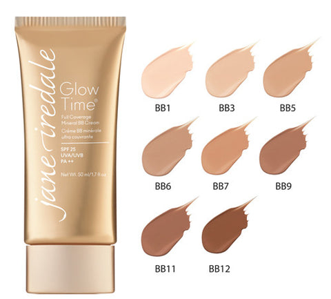 Glow Time Full Coverage Mineral BB Cream - Shop Cameo College