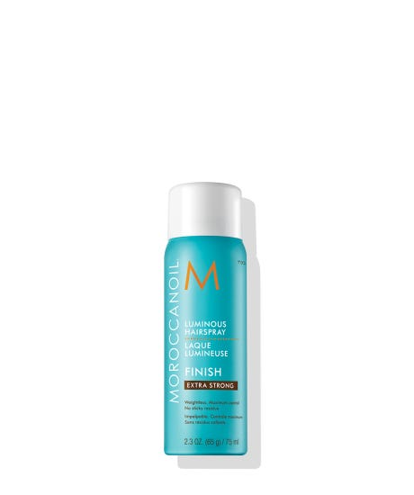 MoroccanOil Luminous Hairspray - Shop Cameo College