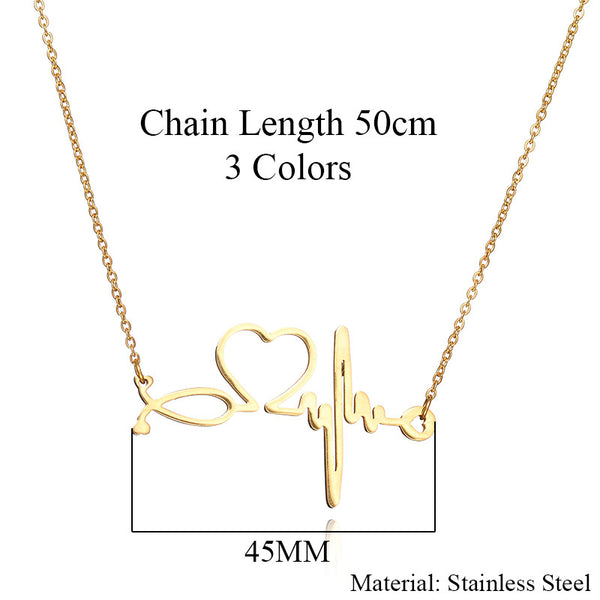 Faith Love Life Chain