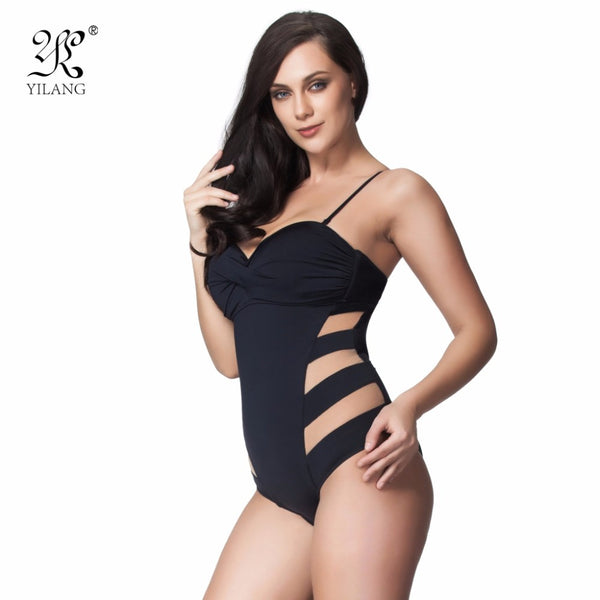 Sexy Plus Size Mesh Swimsuit