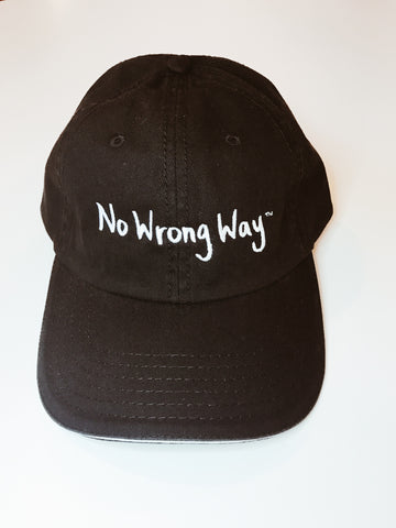 No Wrong Way Baseball Hat