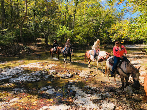 37 North Expeditions Horseback Riding Trip