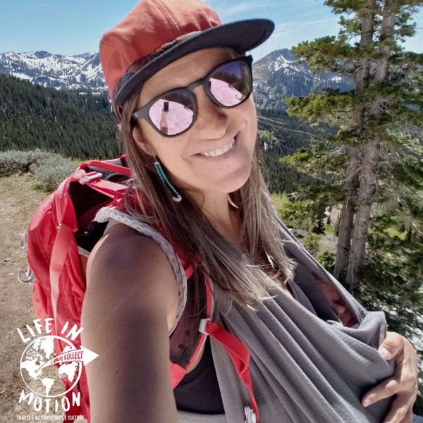 Redefining Motherhood: An interview with Justine Nobbe of Adventure Mamas Initiative