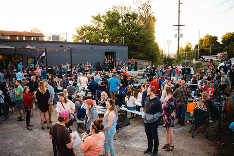 Do Good Music Festival at Tie & Timber Beer Co Springfield Missouri