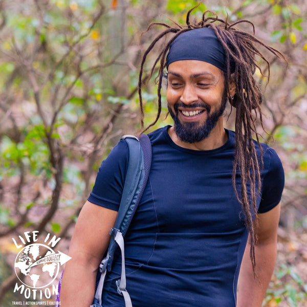 The Unlikely Thru-Hiker: Taking on the 2,190 mile Appalachian Trail with Derick Lugo