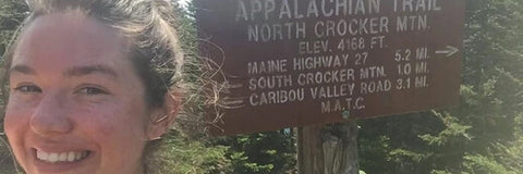 Packing Away Your Fears - Hiking The Appalachian Trail