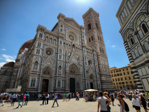 Cathedral of Santa Maria del Fiore in Florence Italy