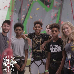 The Power of Rock Climbing Culture: An interview with Annette Bennett of RISE RVA