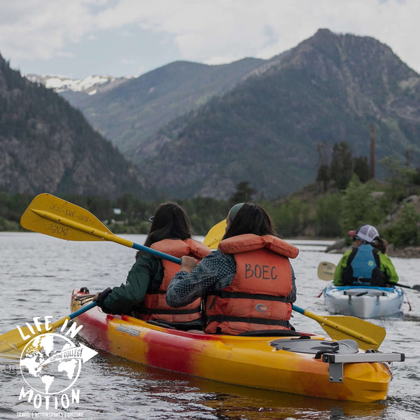From Intern To Wilderness Programs Director - Sharing the outdoors with individuals of all abilities with Jaime Overmyer of Breckenridge Outdoor Education Center