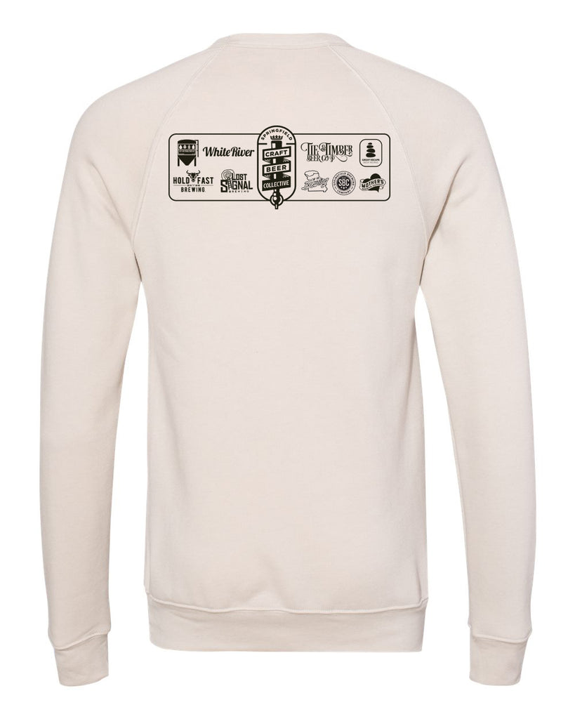 Local Strong Sweatshirt - Heather Dust