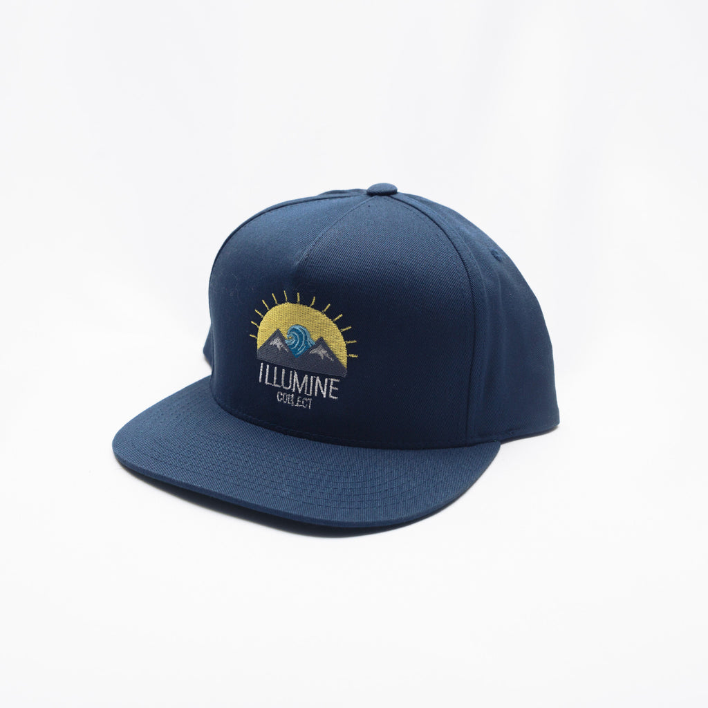 Snap Back - Navy