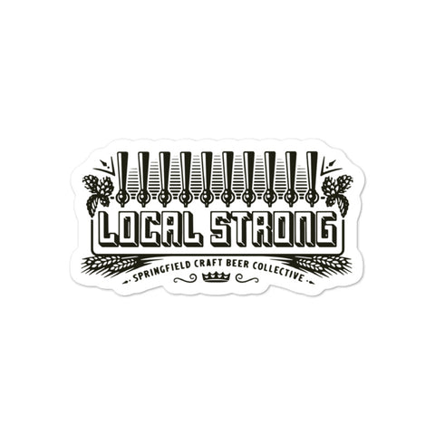 Local Strong Sticker