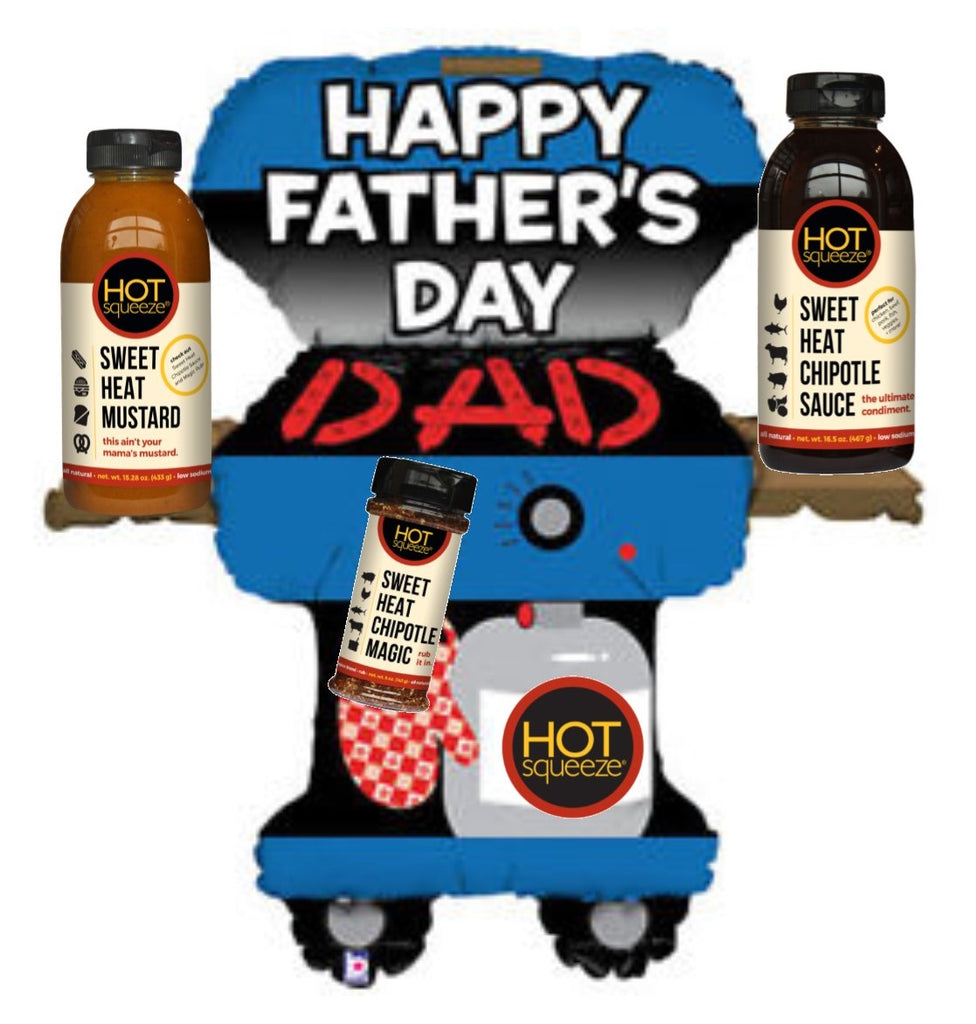 Don't forget the Hot Squeeze for Father's Day!!