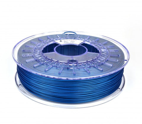 Octofiber - PLA - Bleu Perle Pailleté (Pearl Blue) - 1.75 mm - 750 g, Filament, Octofiber
