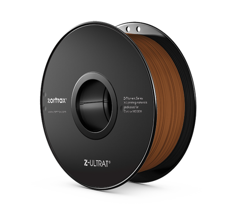 Filament Z-ULTRA MARRON 1,75mm, Filament, Zortrax