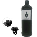 FunToDo - Deep Black - Noir - 405 nm - 1 L, resines UV, FUNTODO