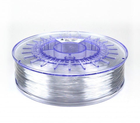 Filament PETG Octofiber 750g TRANSPARENT 1,75mm, Filament, Octofiber