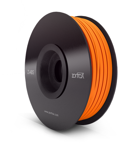 Filament Z-ABS ORANGE 1,75mm, Filament, Zortrax