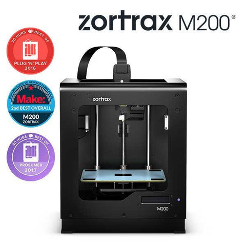 Zortrax M200 Model d'Expo (Occassion)
