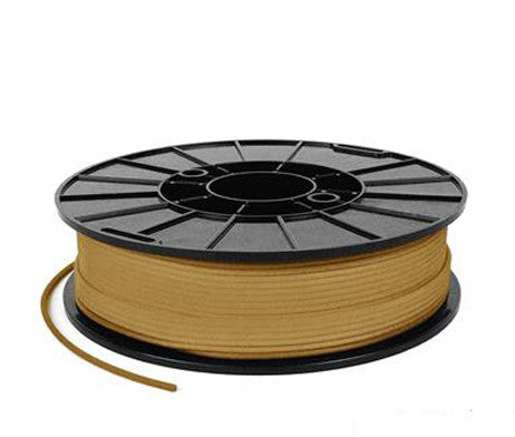 NinjaTek - NinjaFlex (TPU 85A) - Or (Gold) - 1.75 mm - 500 g, Filament, NinjaTek