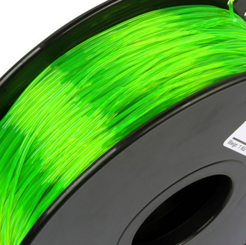 Filament TPU 1,75 Flexible Sainsmart Vert (Green) 800gr, Filament, SAINSMART