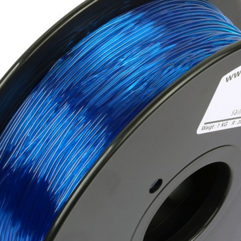 Filament TPU 1,75 Flexible Sainsmart Bleu (Blue) 800gr, Filament, SAINSMART