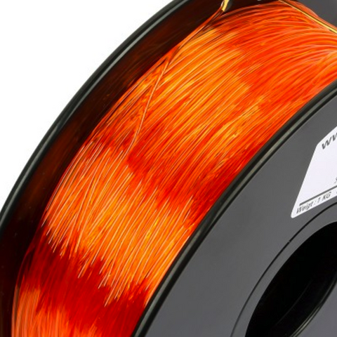 Filament TPU 1,75 Flexible Sainsmart Orange 800gr, Filament, SAINSMART