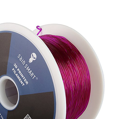 Filament TPU 1,75 Flexible Sainsmart Rose (Pink) 800gr