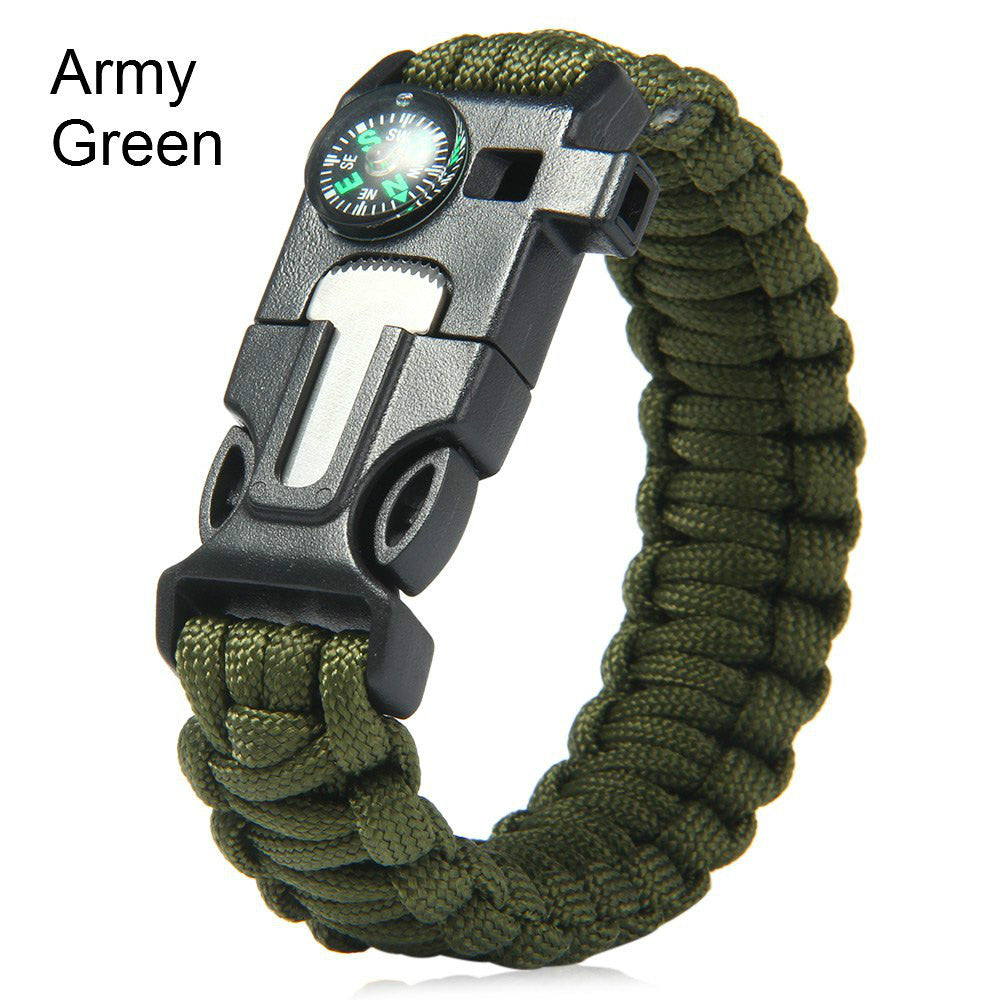 Paracord Survival Strap Free + Shipping