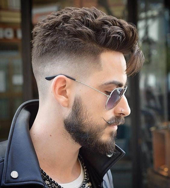 2017 Top 5 Trending Mens Haircuts