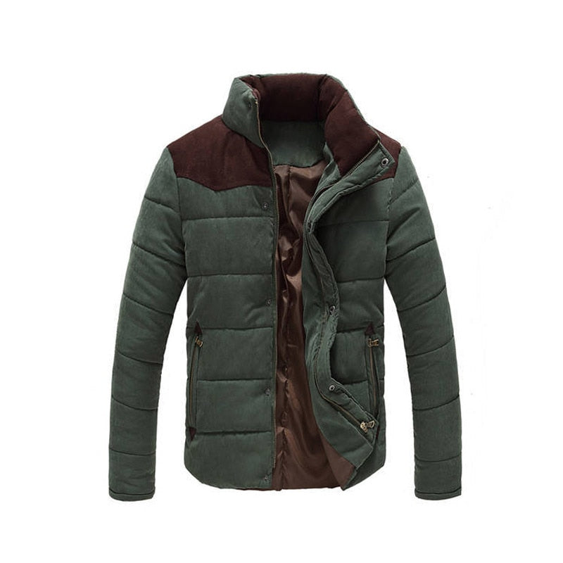 Urban Benton Padded Coat (2 Colors Available) - Barber Clips