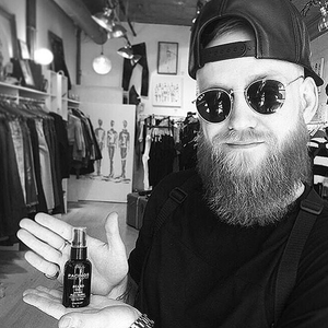 Pacinos Beard Oil - Barber Clips