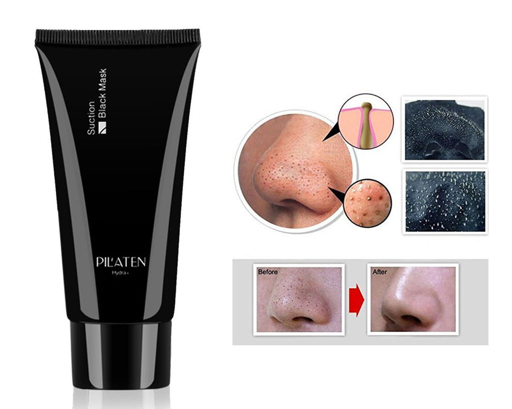 Black Peel Off Mask Blackhead Remover - Barber Clips