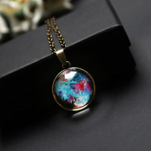 Universe Necklace - Barber Clips