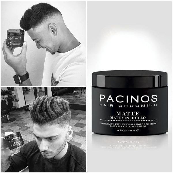 Pacinos Hairstyling Matte - #1 Selling Hair Product