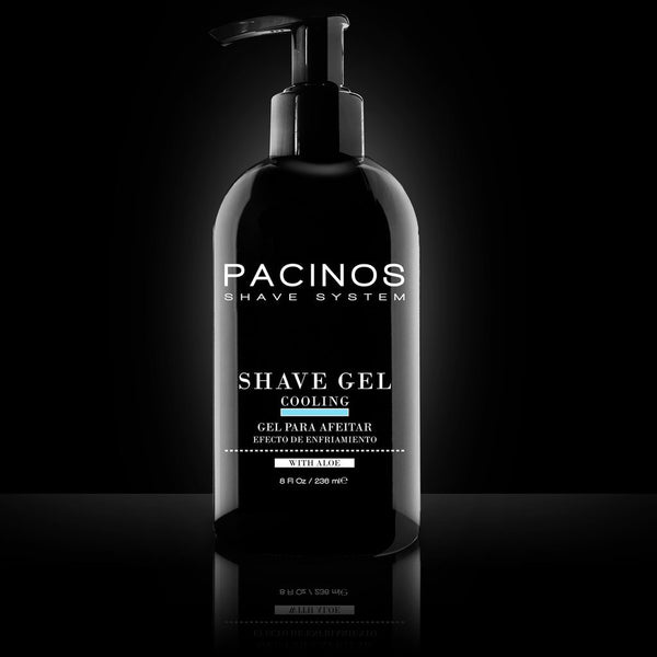 Pacinos Shave Gel - Barber Clips