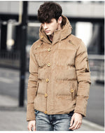 Warm Windproof Jacket (3 Colors Available) - Barber Clips
